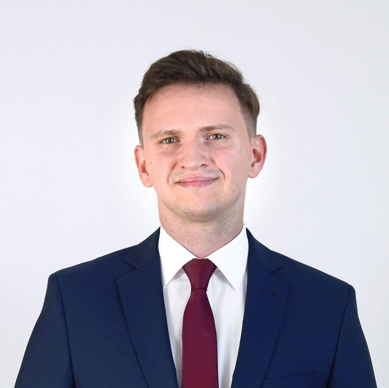 Wójt Gminy Pszczółki - Maciej Urbanek
